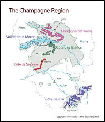 Wine Map Of France by Champagne U2013 France U2013 Swe Map 2017 U2013 Wine Wit And Wisdom