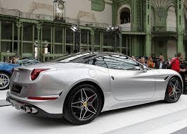 Ferrari F12 Silver - silver ferrari california t madwhips