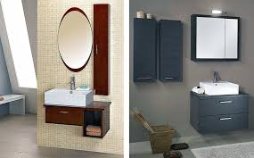 bathroom vanity mirrors with storage house decorations