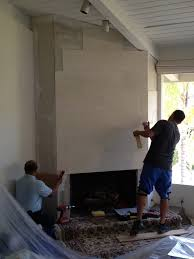 fireplace refurbish trace style create live