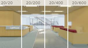 lighting for visually impaired see your designs through someone else s eyes a new virtual reality
