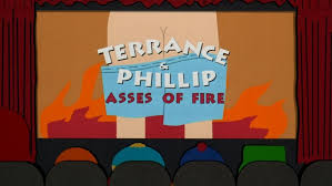 Lighting Farts On Fire List Of The Terrance And Phillip Show Episodes South Park