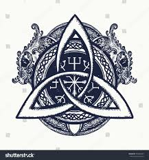 dragons celtic knot tattoo tshirt design stock vector 550946485