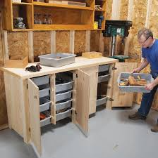 Diy Garage Storage Cabinets Woodworking Workshop Cabinets Plans Diy Pdf Download Woodworking