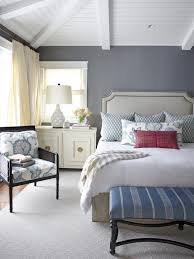 Bedside Table Height Relative To Bed Color Trends At High Point Market Hgtv U0027s Decorating U0026 Design