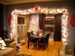 Christmas Decorations At Home Creative Christmas Decorations Architecture Decoration Decorated