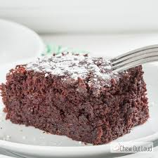 chocolate zucchini cake chew out loud