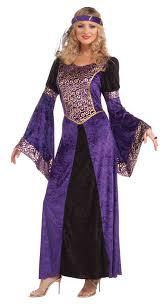 medieval maiden noble queen ladies costume medieval ladies