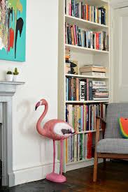 pink flamingo home decor home living room update burkatron