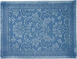 Light Blue Bath Rugs Floral Shower Mat Diy