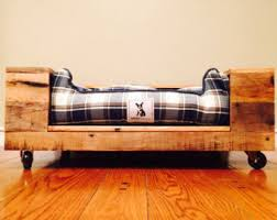 Pallet Bed For Sale Wood Dog Beds Etsy