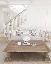 living room decor ideas neutrals white coastal braided wool