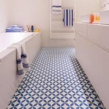 ronda blue vinyl flooring