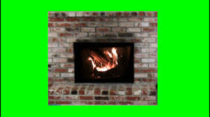 free fireplace green screen masters youtube
