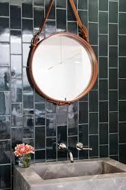 Round Bathroom Mirror by Waterworks Round Bathroom Mirrors Home