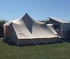 Bell Tent Awning Dubpod Drive Away Camper Van Bell Tent Canvas Awning U2013 Dubpod