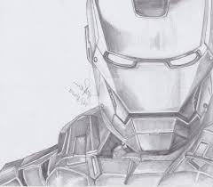 iron man pencil drawing iron man pencil drawing kimikorei07 on