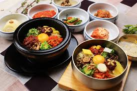 koreanische küche bibimbap koreas traditionelles gericht