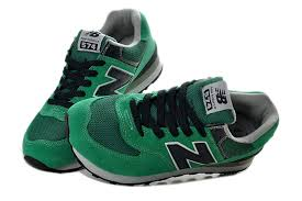 Comfortable New Balance Shoes Get Comfortable New Balance 574 Unisex Green Black Running Shoes
