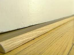 Exterior Door Threshold Replacement by How To Install A Door Threshold With Vinyl Bulb How Tos Diy