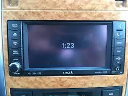 2009 aspen factory nav radio problems help chrysler forum