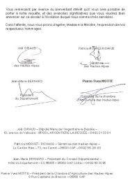 chambre agriculture 38 joël giraud article du dauphiné libéré loup courrier des élus