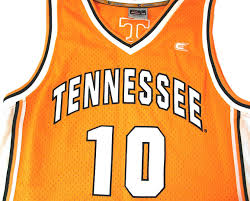 Tennessee Vols Home Decor Tennessee Volunteers Basketball Jersey Www Vintagebasement Com