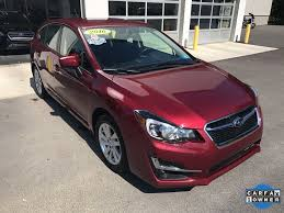 2016 subaru impreza wheels 2016 subaru impreza in west virginia for sale used cars on