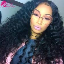wave sew in lace frontal closure peruvian waves curly peruvian hair
