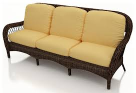 Traditional Outdoor Furniture by Invoice Patio Traditional Outdoor Sofas Wicker Sofa Hampedia