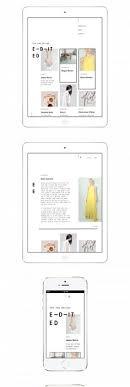 layout magazine app quality digital magazine on app design served graphic visual