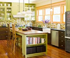 green and kitchen ideas kitchen color schemes