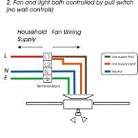 hunter bay ceiling fan wiring diagram yondo tech