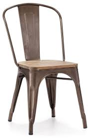 Rustic Industrial Dining Chairs Dining Room Industrial Dining Chairs Pictures Decorations