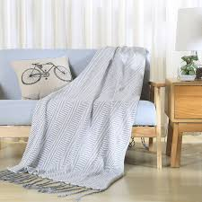 throw blankets for sofa 120 180cm solid color plaid throw blanket sofa bed square blankets