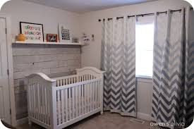 Yellow Curtains Nursery by Yellow And Grey Chevron Curtains