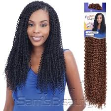 bohemian human braiding hair freetress synthetic hair crochet braids kinky bohemian braid
