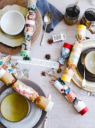 how to make homemade christmas crackers jamie oliver features