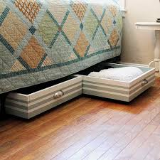 diy bed storage diy under bed storage drawers project by decoart