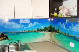 20 glass 3d backsplash designs to transform your kitchen