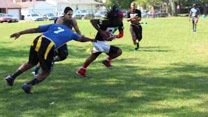 Flag Football Leagues Mansfield Flag Football League Celebrates Championship