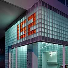obeco glass blocks about