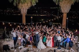 avalon wedding band a wedding in palm springs