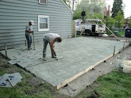 Stain Concrete Patio by How To Stain Concrete Outdoorpainted Patio Floor Ideas Painting