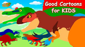 good cartoons about dinosaurs for children of all ages funny