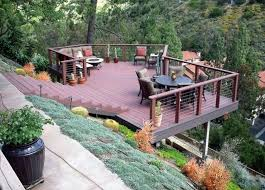 Landscaping Ideas For Slopes The 25 Best Hillside Landscaping Ideas On Pinterest Backyard