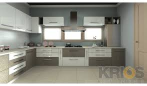 U Shape Kitchen Design U Shaped Modular Kitchens U Shaped Kitchen Designs