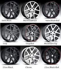 jeep wheels and tires chrome 2015 up challenger wheels