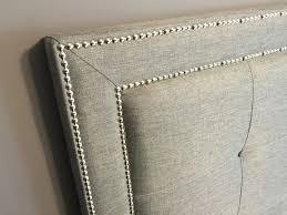 grey linen upholstered headboard u2013 lifestyleaffiliate co