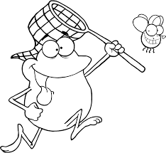 frogs coloring pages venezuelan yellow frog coloring page with